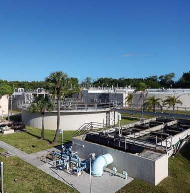 Wellington, Fla.'s, water reclamation facility has been the recipient of many awards for its operations, including from the Environmental Protection Agency, Florida Water Environment Association and Florida Department of Environmental Protection. (Photo provided by Bryan J. Gayoso)