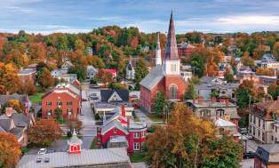 Montpelier, Vt.'s, fi rst street conversion from paved to gravel was the result of feedback from a couple who lived on the street, who noted that the gravel section of the road in an adjoining town was usually in much better condition. (Shutterstock.com)