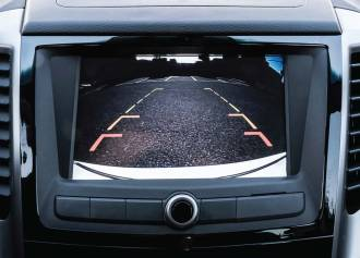 Drivers should not become too dependent on technology, including backup cameras.(Shutterstock.com)
