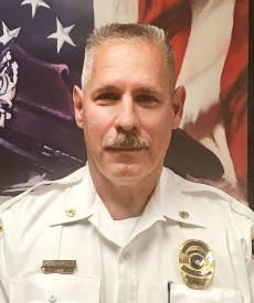 Police Chief Blaine D. Clark