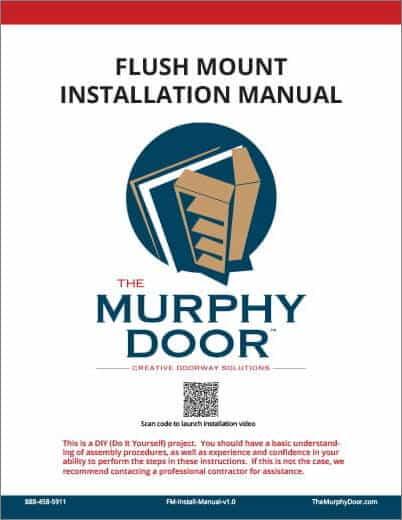 Murphy Door Installation Instructions