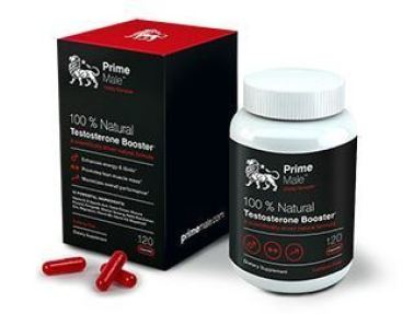 Prime Male best test booster for older men