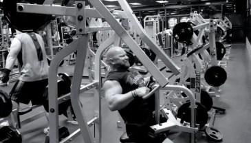 Back - Hammer Strength High Pulls
