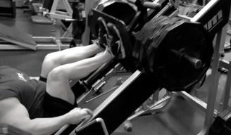 Leg Press Workout - Variations of Leg Press