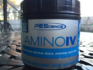 PES Amino IV review