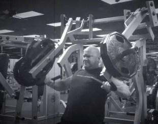 Chest Exercises - Hammer Strength Incline 1