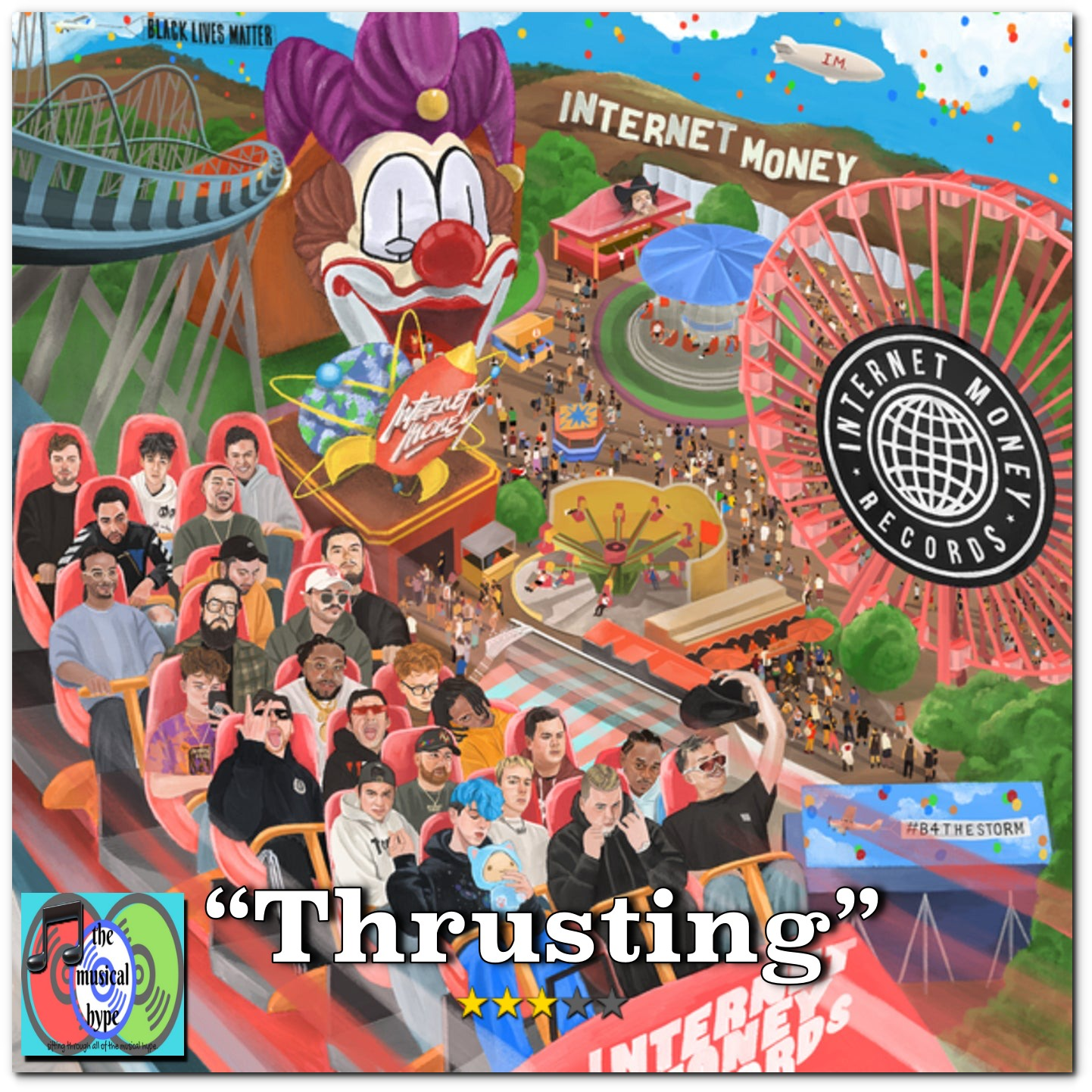 Internet Money Thrusting Track Review The Musical Hype