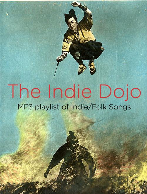 [MP3 Playlist] Indie Dojo (December 2018 Round #1)