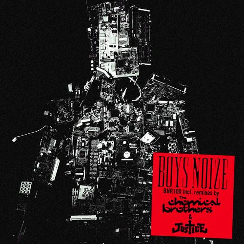Boys Noize Ich R U (Justice Remix)