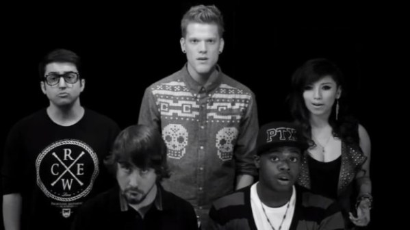 Pentatonix-Evolution-of-Music-Video