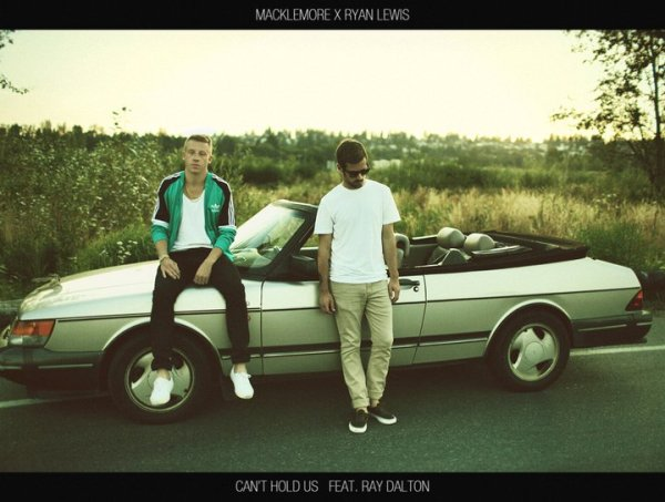 macklemore - cant hold us