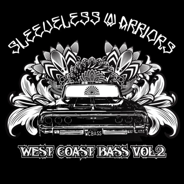 West Coast Bass Vol 2 art