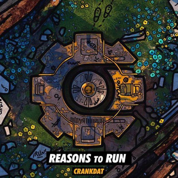 Music Video] Crankdat - Reasons To Run | The Music Ninja