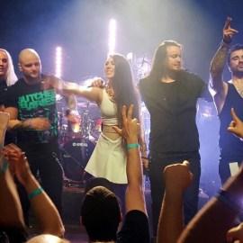 Concert Review:  Amaranthe