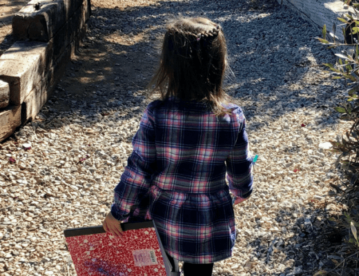 How To Implement the Charlotte Mason Method with Preschoolers and Kindergartners