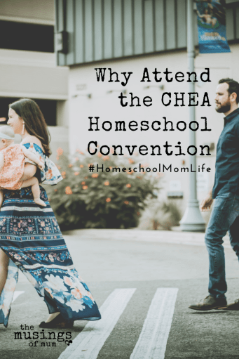 Why Attend the CHEA Homeschool Convention - If you're a follower of Jesus (and I assume you are since you're here), you won't find a better support for Christian home educators than at the CHEA homeschool convention. The staff, vendors and attendees share a common goal: to advance the kingdom of God.