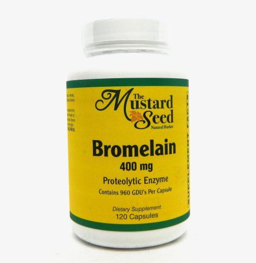 MS Bromelain