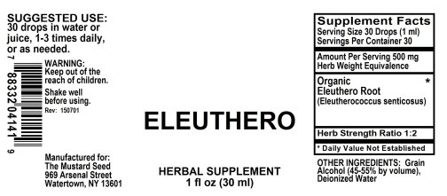 4004141 Eleuthero Liquid Extract