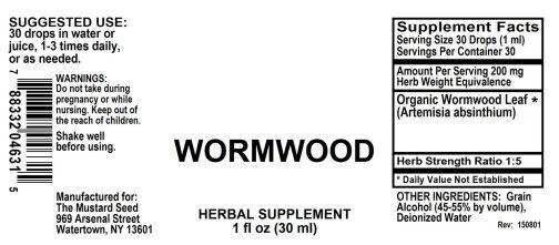 4004631 Wormwood Liquid Extract