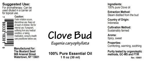 4018301 Clove Essential Oil