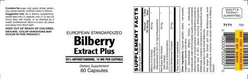 Bilberry 60ct 1