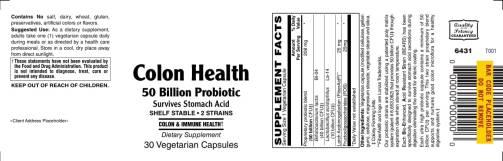 Colon Health 50billion 30ct 1