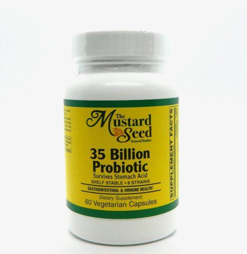 MS 35 Billion probiotic 60