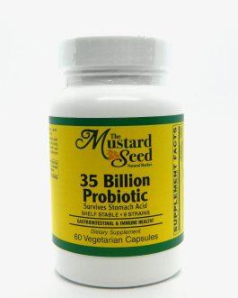 35 Billion Probiotic