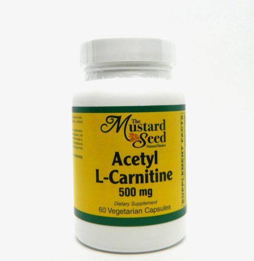 MS Acetyl L Carnitine
