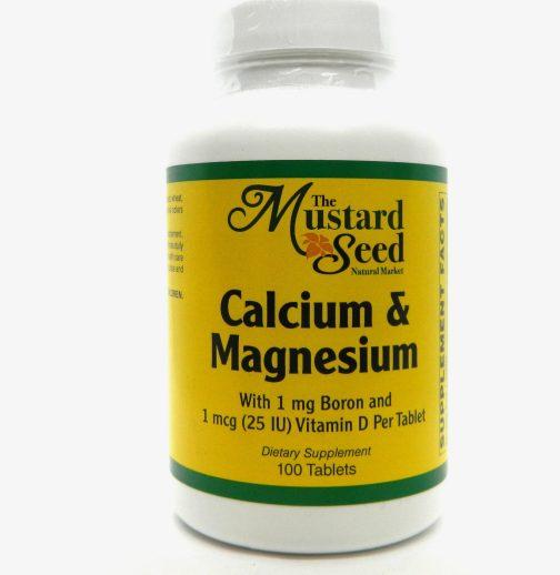 MS Calcium   Magnesium