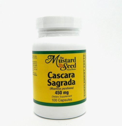 MS Cascara Sagrada