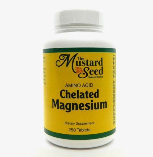 MS Chelated Magnesium 250