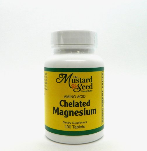 MS Chelated Magnesium