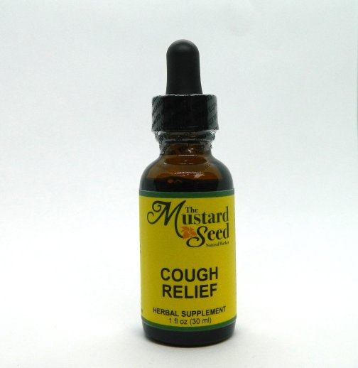 MS Cough Relief Vitality