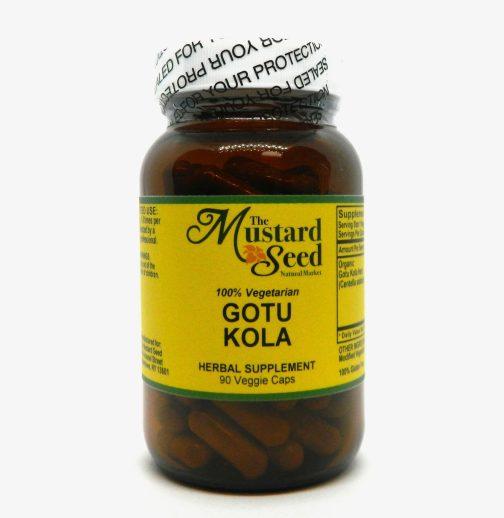 MS Gotu Kola vitality