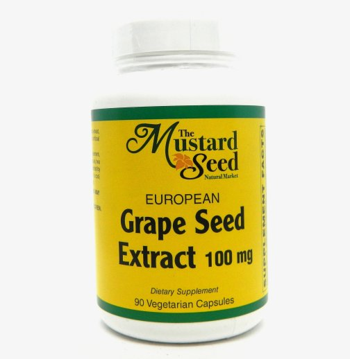 MS Grape Seed Extract 90