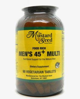 Men's 45 Plus Multivitamin