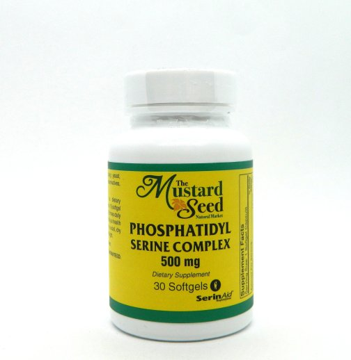 MS Phosphatidyl Serine Reliance 30ct