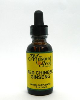 Red Chinese Ginseng