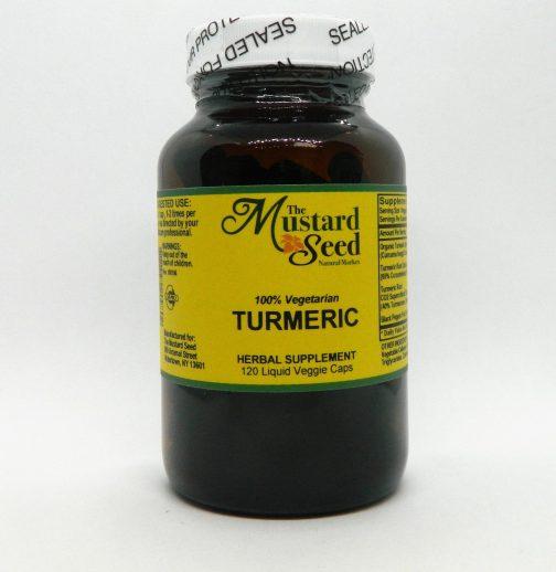 MS Turmeric liquid caps vitality