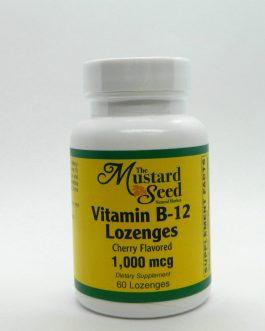 Vitamin B-12 Lozenges