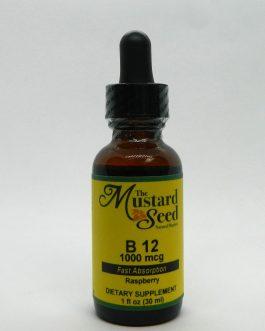 Liquid Vitamin B-12 1000mcg
