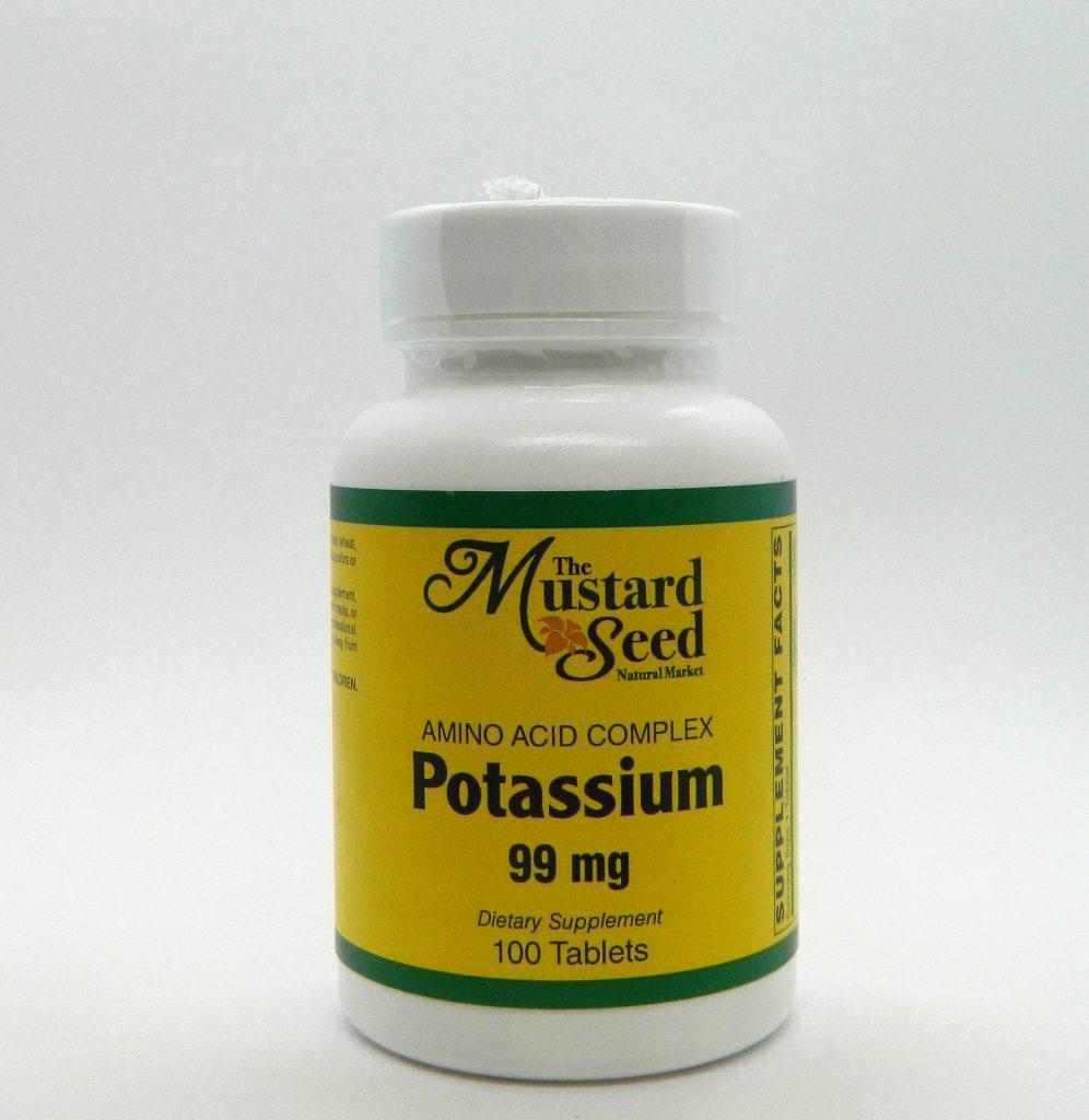 Potassium - The Mustard Seed