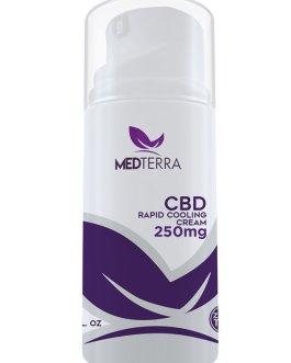 MedTerra 250mg CBD Cream