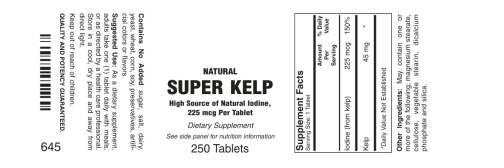 Super Kelp 250ct 1