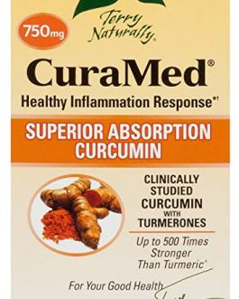 Terry Naturally CuraMed 750 mg 30 softgels