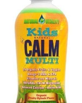 Natural Calm Kids Multivitamin