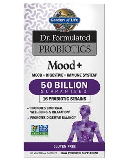 Garden of Life Dr. Formulated Mood+ Probiotic