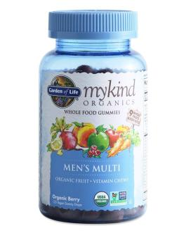 Garden of Life Mykind Men's Multi Gummies