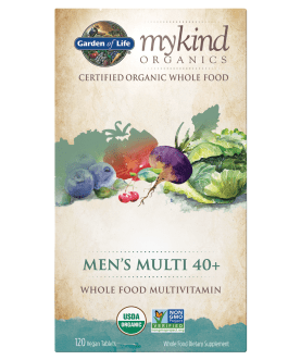 Garden of Life Mykind Men's 40+ Multi